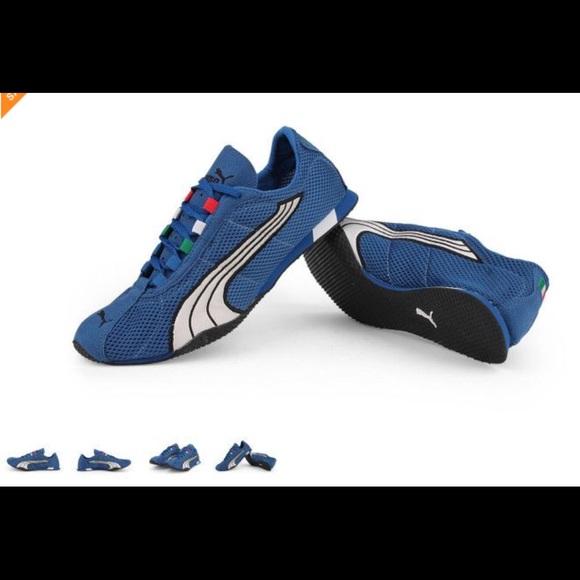 Looking for Puma H Street Azzurri Olympian Blue